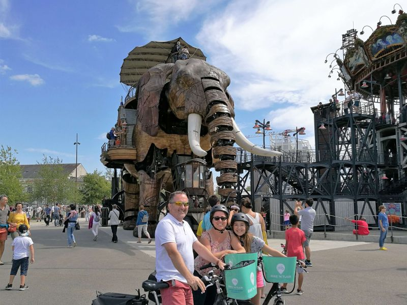 Nantes Highlights Tour