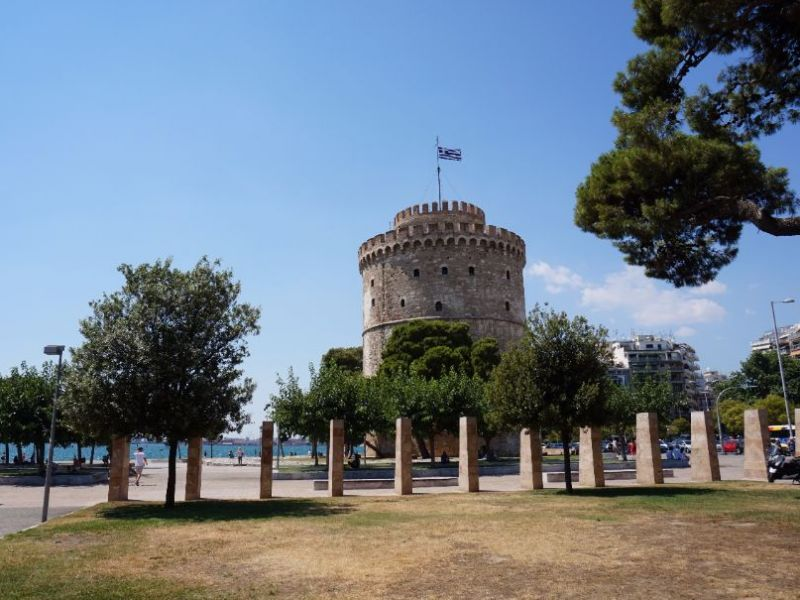 Thessaloniki Highlights Tour