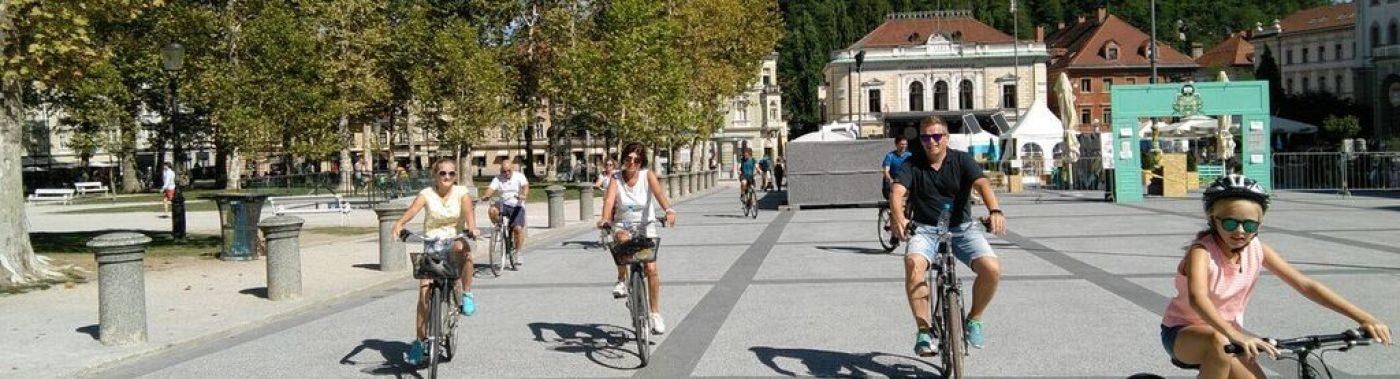 Radfahren in Slowenien