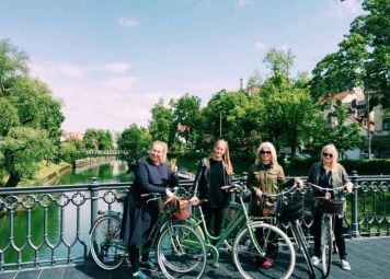 Ljubljana Fietstour: de Highlights