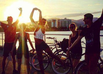 Cairns Fietstocht: Sunset