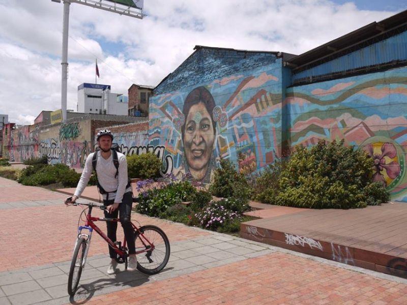 Fietsen huren in Bogota