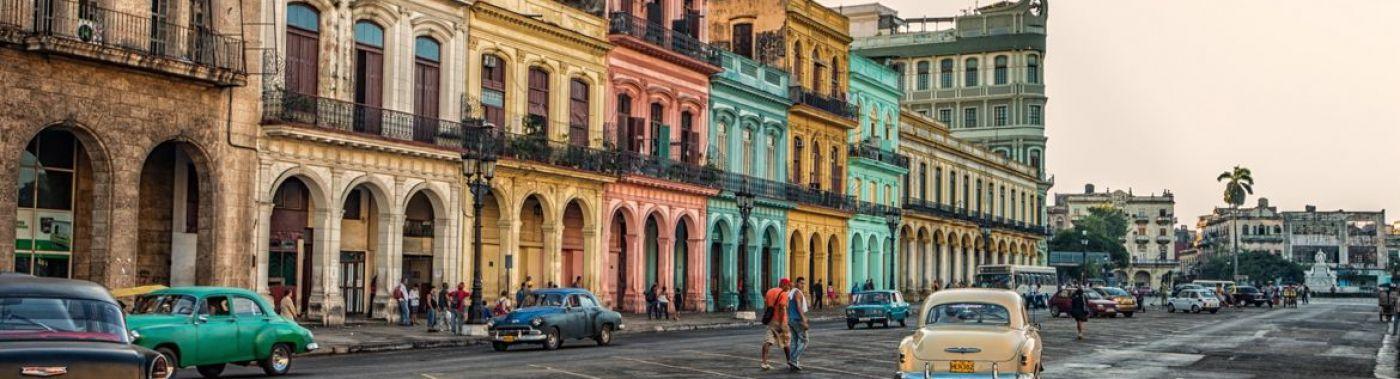 Fietsverhuur in Havana