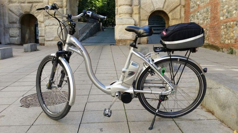Fahrradverleih Granada