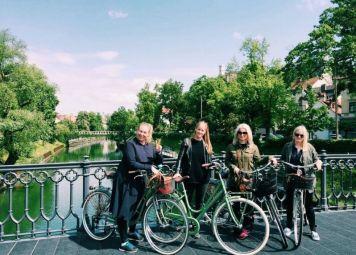 Ljubljana Fietstocht: Compleet