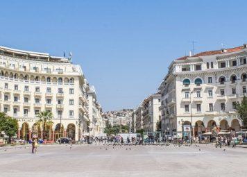 Thessaloniki Fietstour: de Highlights