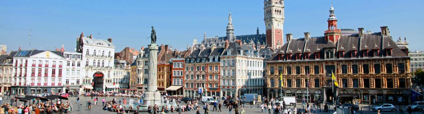Lille Sightseeing