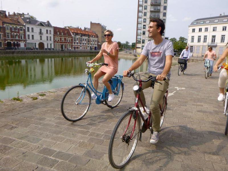 Lille Highlights Tour