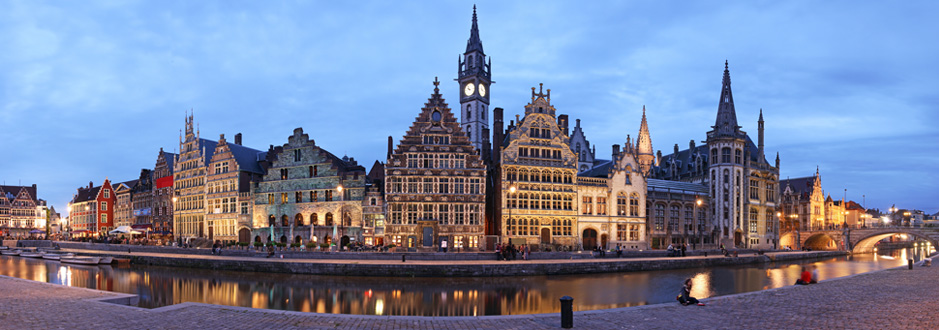 Tours in Gent
