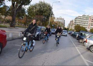Thessaloniki Fietstour: de Highlights