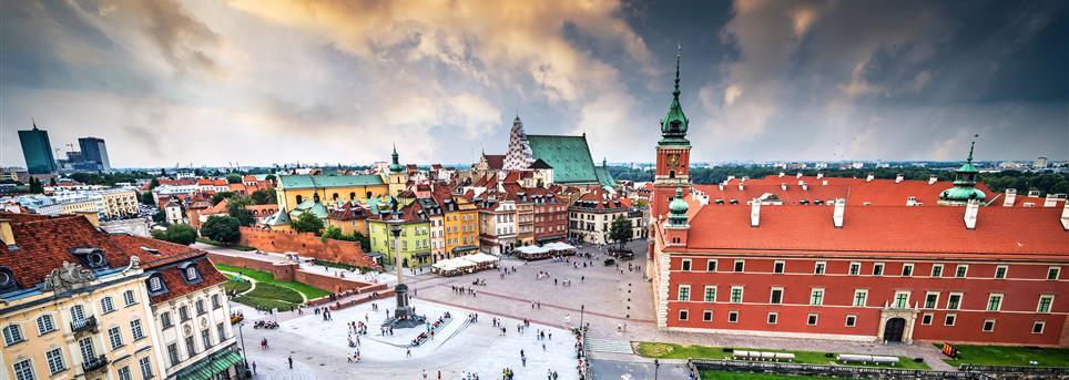 Tours in Warschau