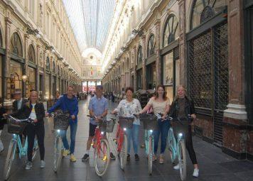 Brussel Fietstour: de Highlights