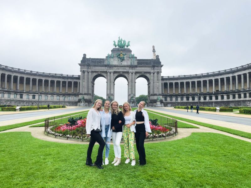 Brussels Highlights Tour