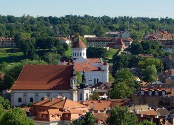 Vilnius Fietstocht: Compleet