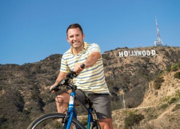 Hollywood Fietstour: de Highlights