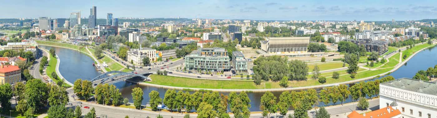 Tours in Vilnius