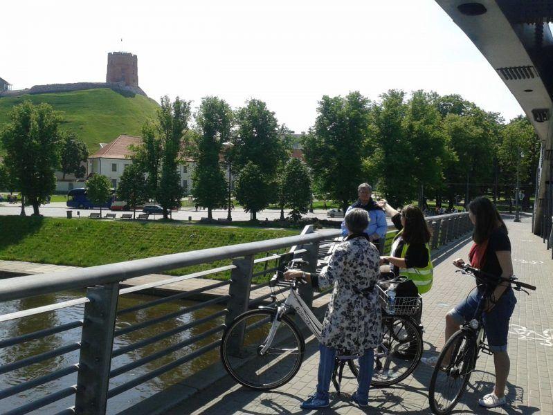 Vilnius Fietstour: de Highlights