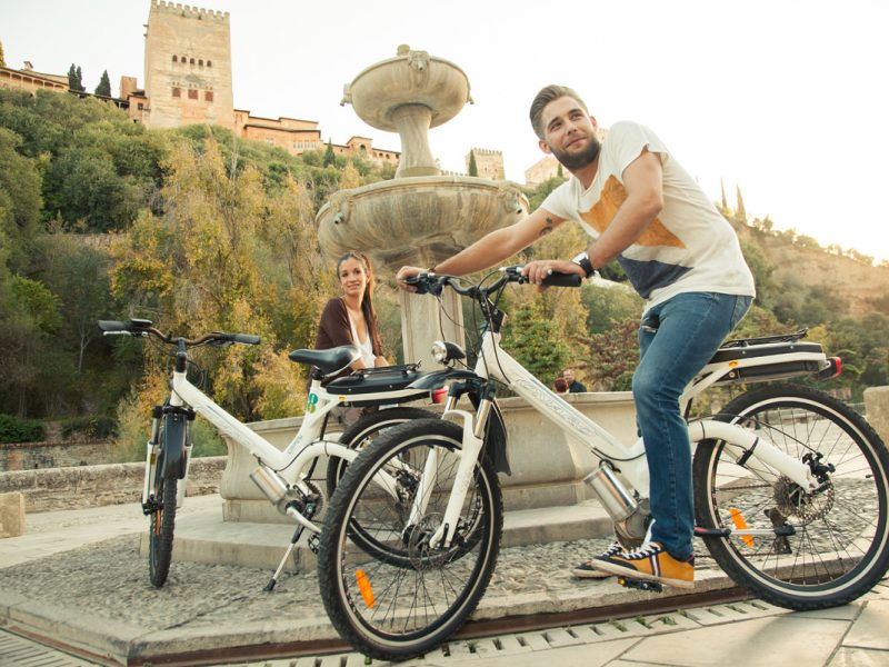 Bike Rental Granada