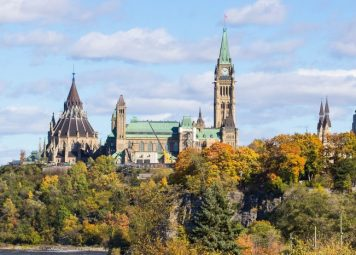Ottawa Fietstour: de Highlights