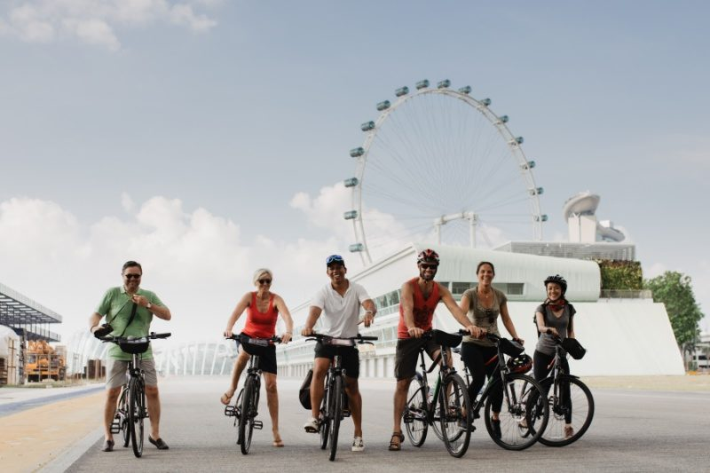 Singapore Fietstour: de Highlights