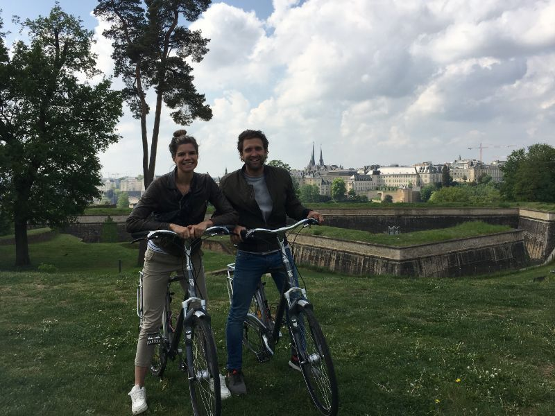Luxemburg Fietstour: de Highlights