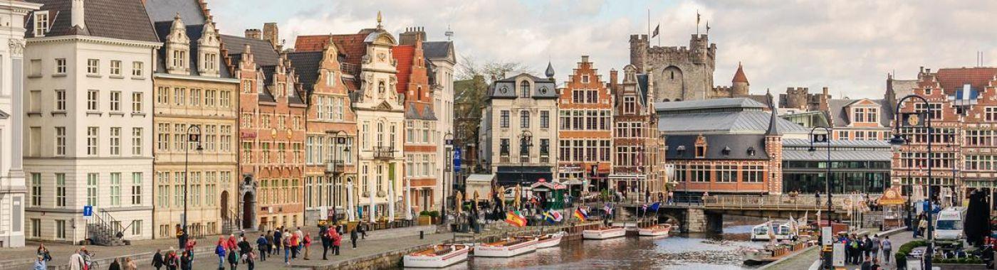 Fietsen in Gent