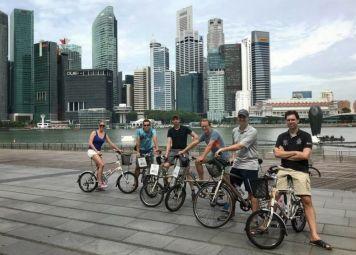 Singapore Fietstour: de Highlights