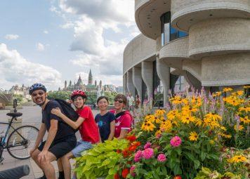 Ottawa Fietstocht: Express