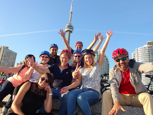 Toronto Fietstour: de Highlights