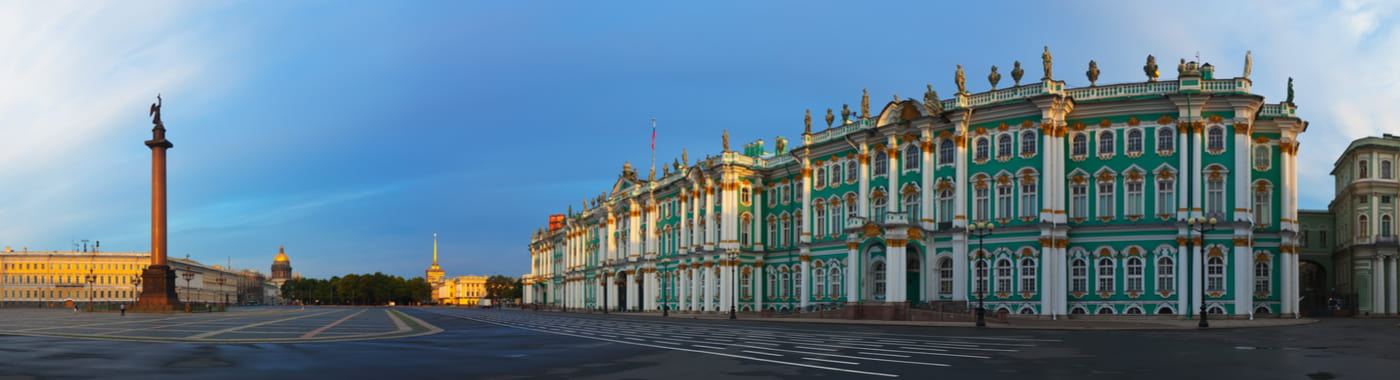 Tours in St. Petersburg