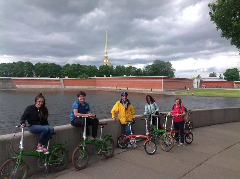 Sankt Petersburg Highlights Tour