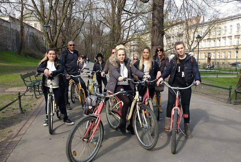 Student Bike Tour Krakow