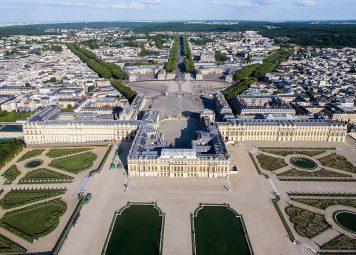 Versailles Cykeltur