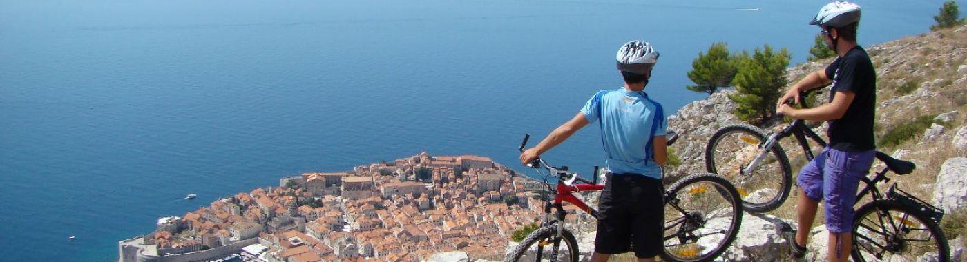 Fahrradtour Dubrovnik Umgebung