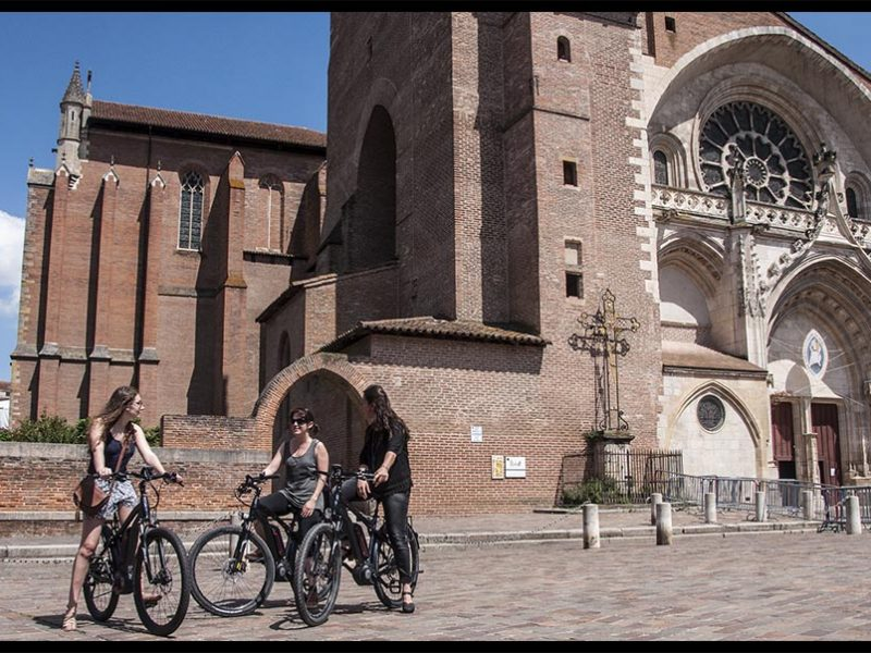 Toulouse Fietstour: de Highlights