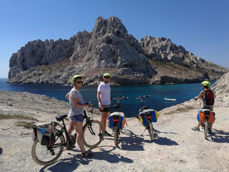 Marseille Calanques Tour
