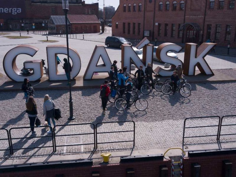 Gdansk Fietstour: de Highlights