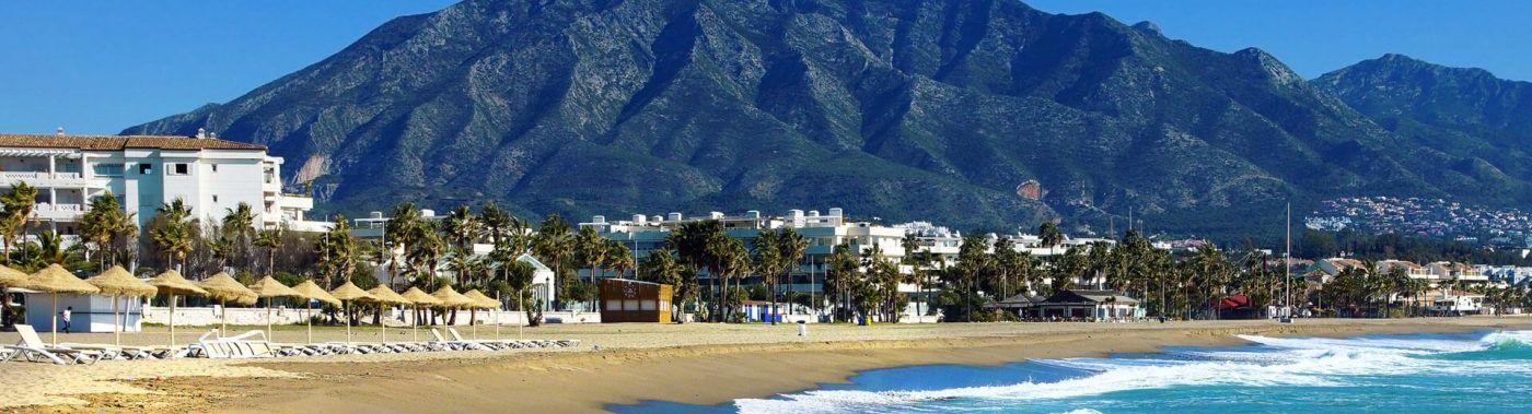 Fietsen in Marbella
