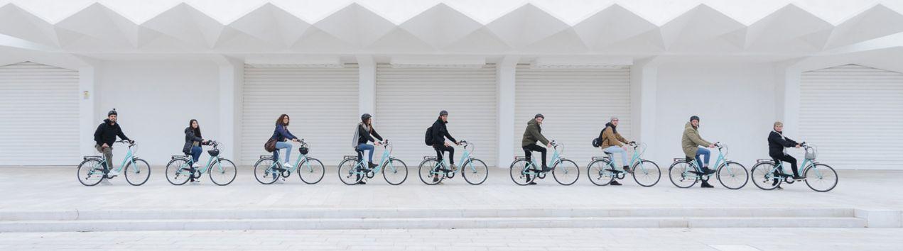 Fahrradtour Venedig