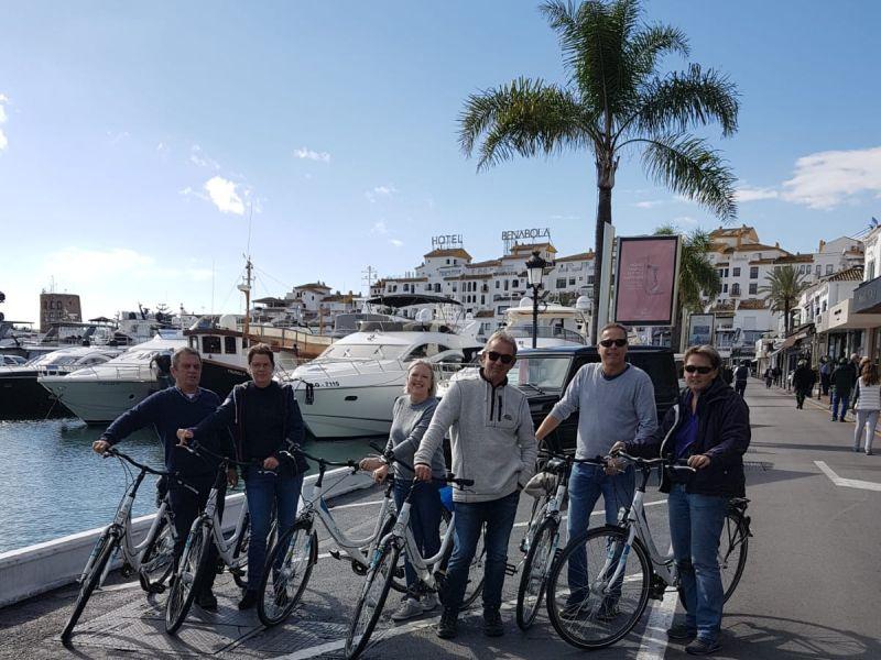 Marbella Highlights Tour
