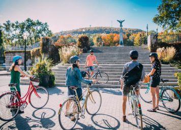 Montreal Fietstour: de highlights