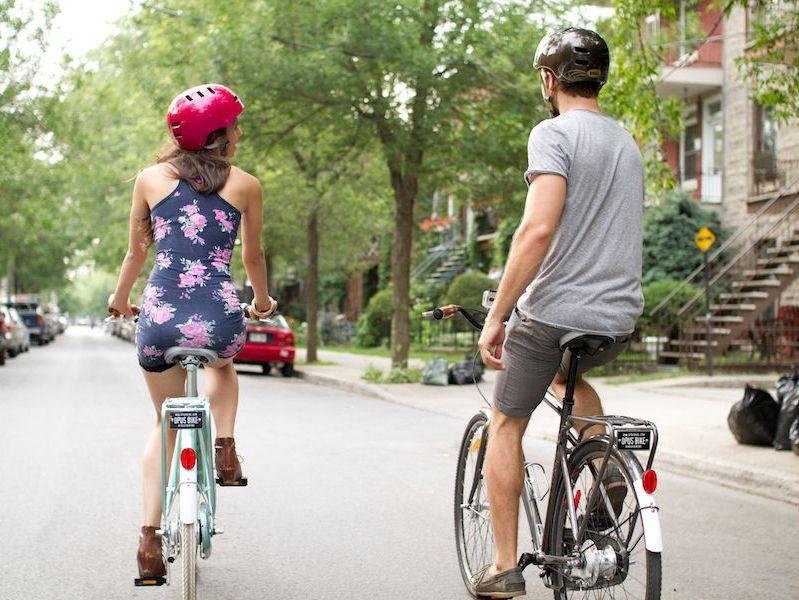 Montreal Fietstocht: Alternatief