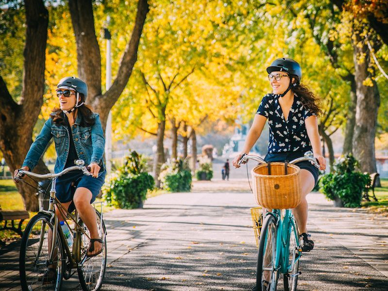 Montreal Alternative Bike Tour