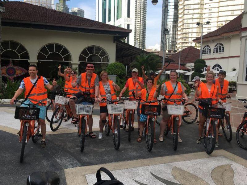 Kuala Lumpur Fietstour: de Highlights