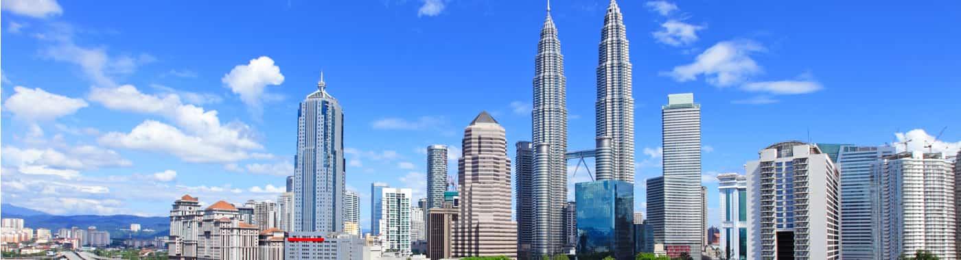 Fietsen in Kuala Lumpur