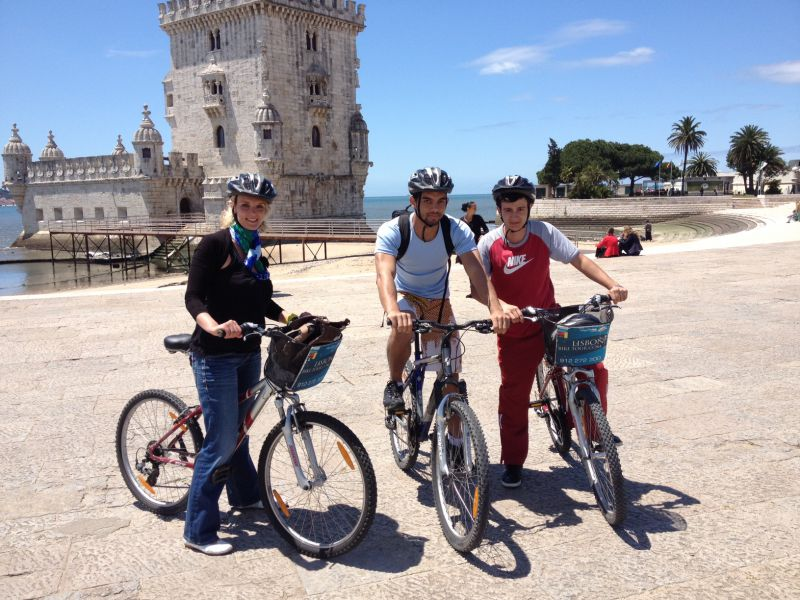 Lisbon Afternoon Bike Tour