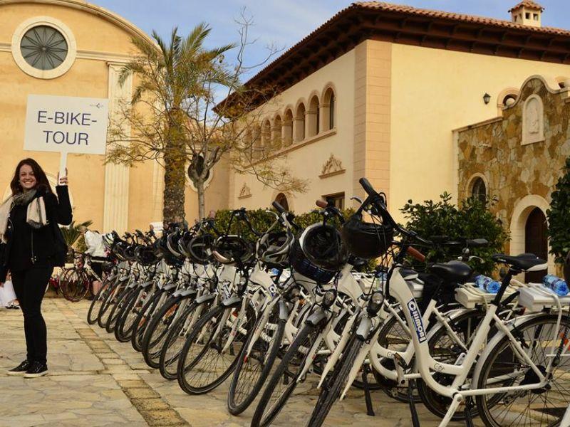 Benidorm Fietstocht met E-bike