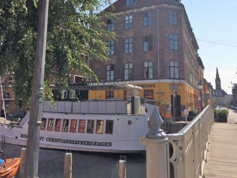 Copenhagen Christianshavn Bike Tour
