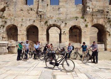 Athene Fietstour: de highlights