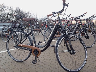 Fahrradverleih Vilnius